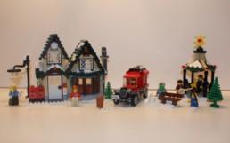 LEGO 10222 Winter Postkantoor totaal