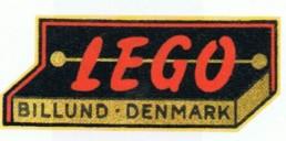 LEGO Logo 1953