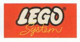 LEGO Logo 1958