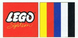 LEGO Logo 1964