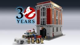 LEGO Ghostbusters HQ