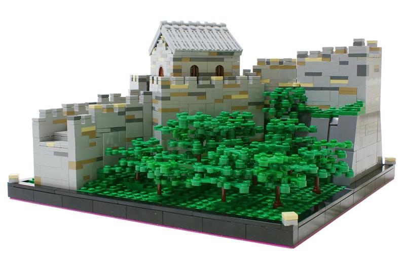 LEGO Landmark MOC's
