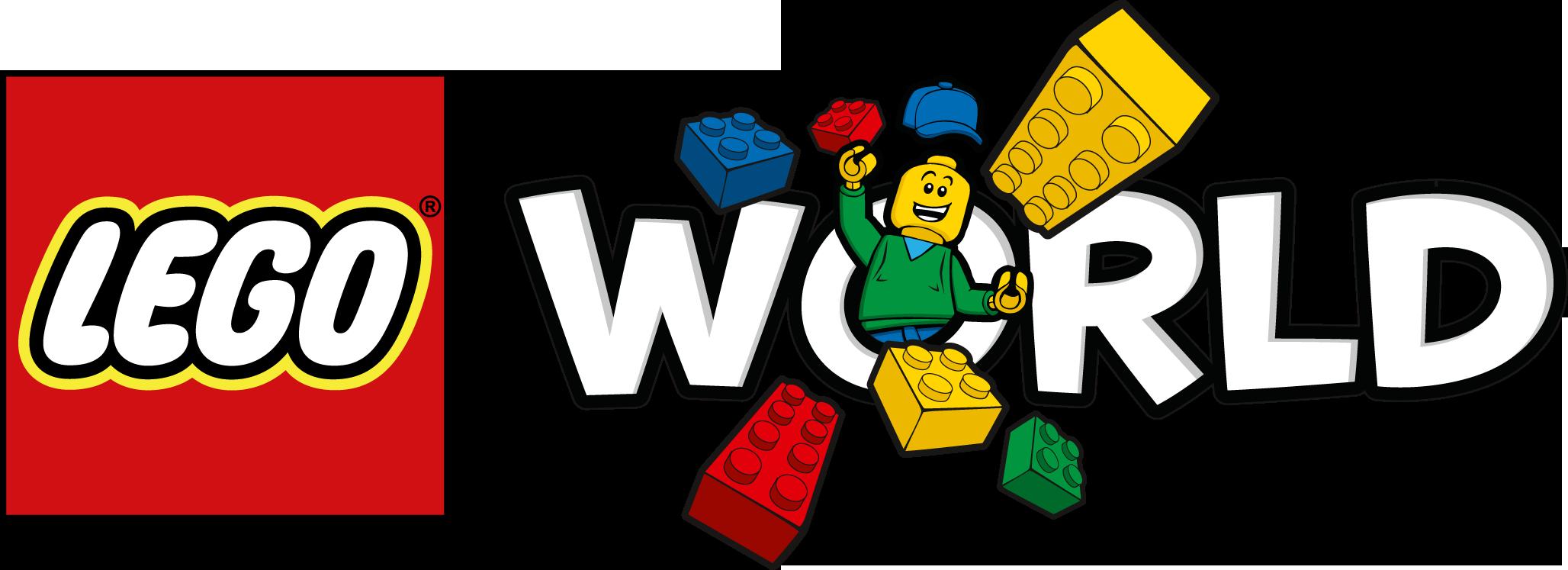 LEGO World logo
