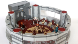 LEGO Ideas Jedi High Council Chamber bereikt 10.000 supporters
