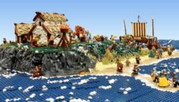 LEGO MOC: England 793