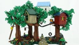 LEGO Treetown MOC