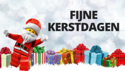 Bouwsteentjes wenst jullie fijne kerstdagen toe