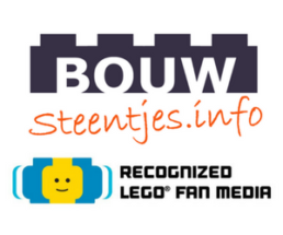 Bouwsteentjes.info Recognized LEGO Fan Media