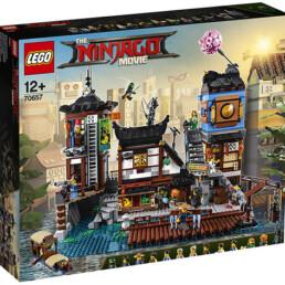 LEGO Ninjago Movie 70657 The Dockyards