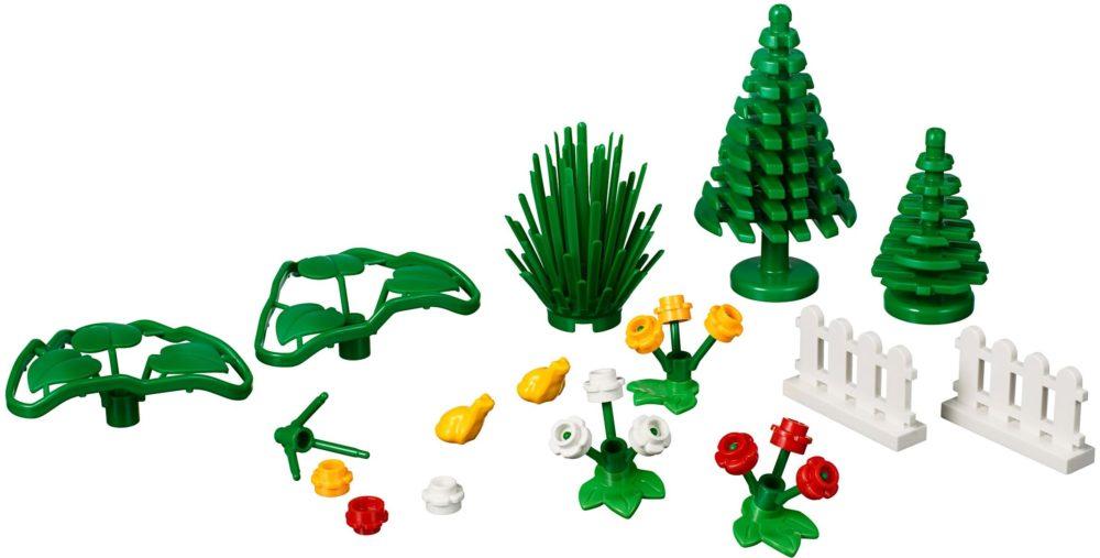 LEGO Xtra 40310 Plants