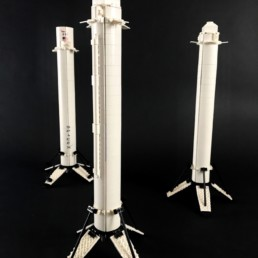LEGO Ideas SpaceX Falcon Heavy