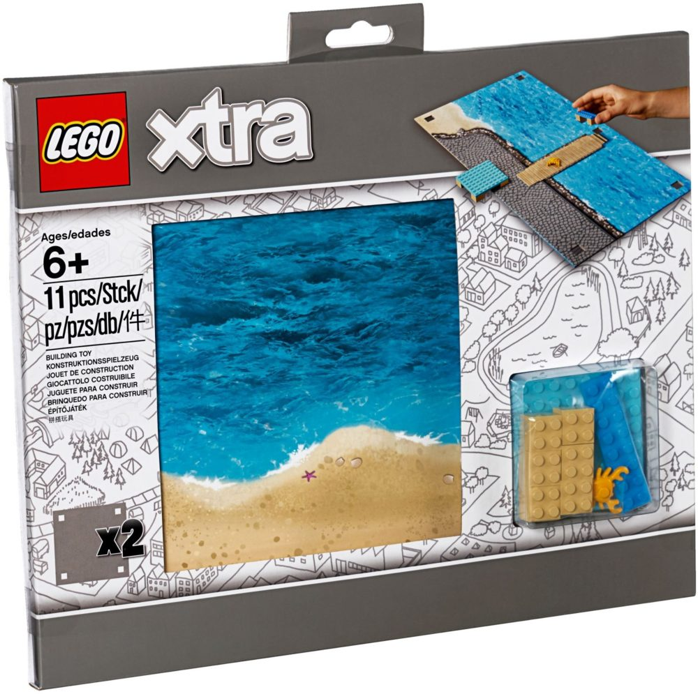 LEGO Xtra 853841 Play Mats Water
