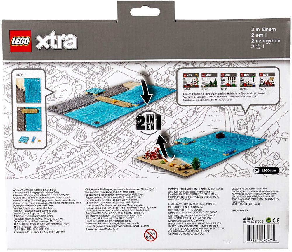 Nieuw LEGO Xtra sets - Bouwsteentjes.info