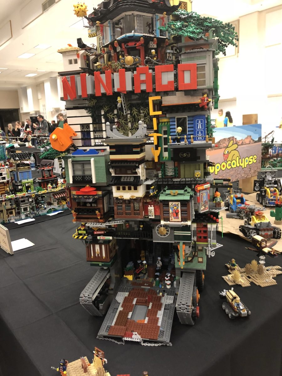 LEGO Ninjago Rolling City