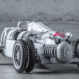 LEGO Ideas Auto Union Type C Racecar