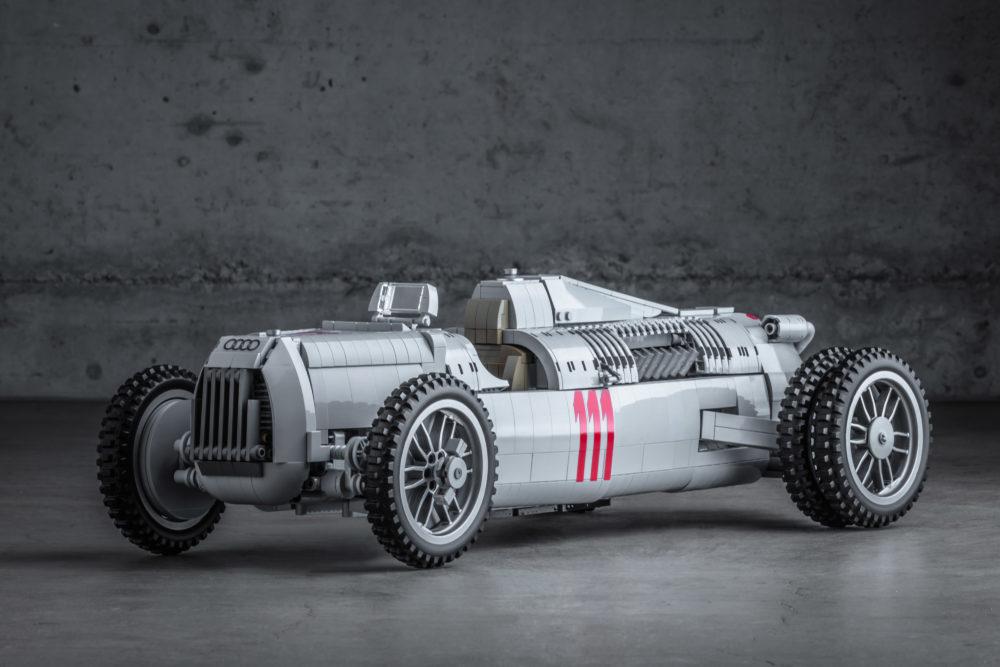 LEGO Ideas Auto Union Type C Racecar