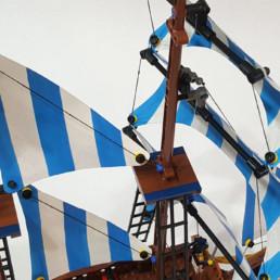 LEGO Ideas Caribbean Clipper