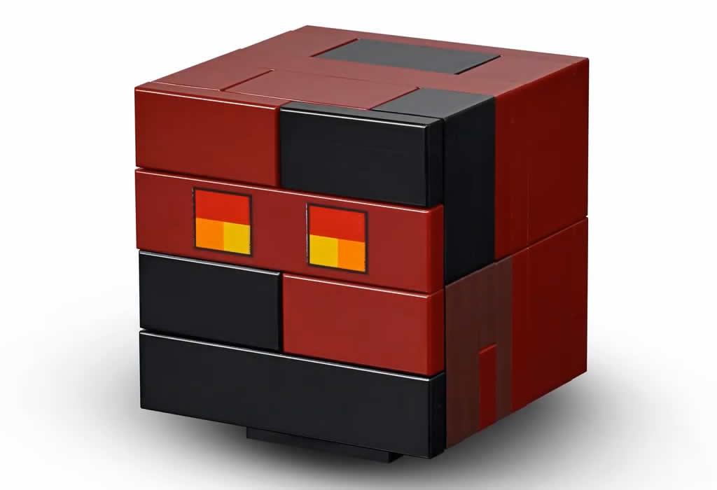 LEGO Minecraft 21150 Skeleton & Magma Cube