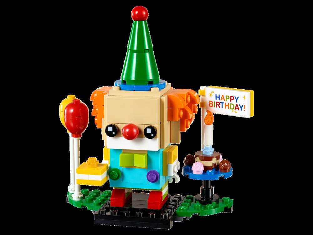 LEGO 40348 Birthday Clown