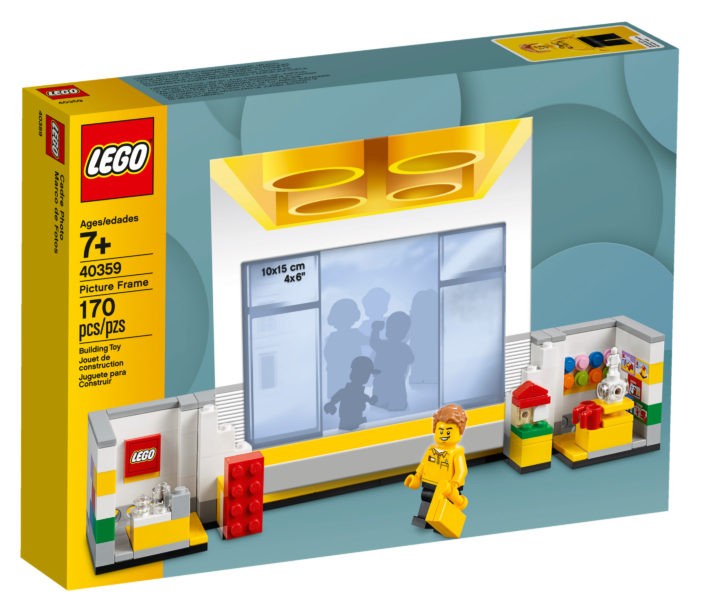 LEGO 40359 Picture Frame