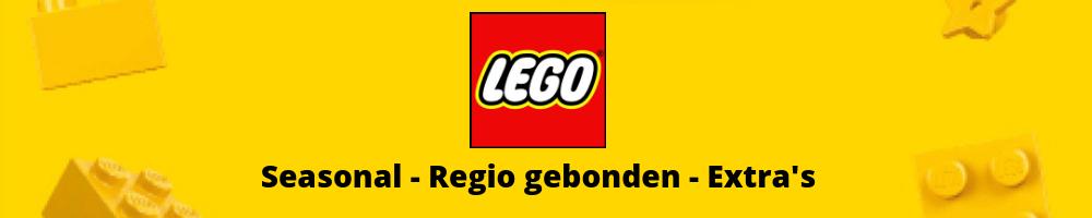 Seasonal - Regio gebonden - Extra's banner
