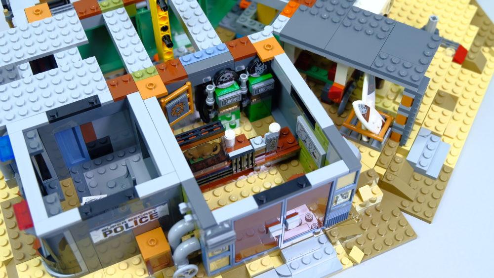 LEGO Movie 2 70840 Welcome to Apocalypseburg!