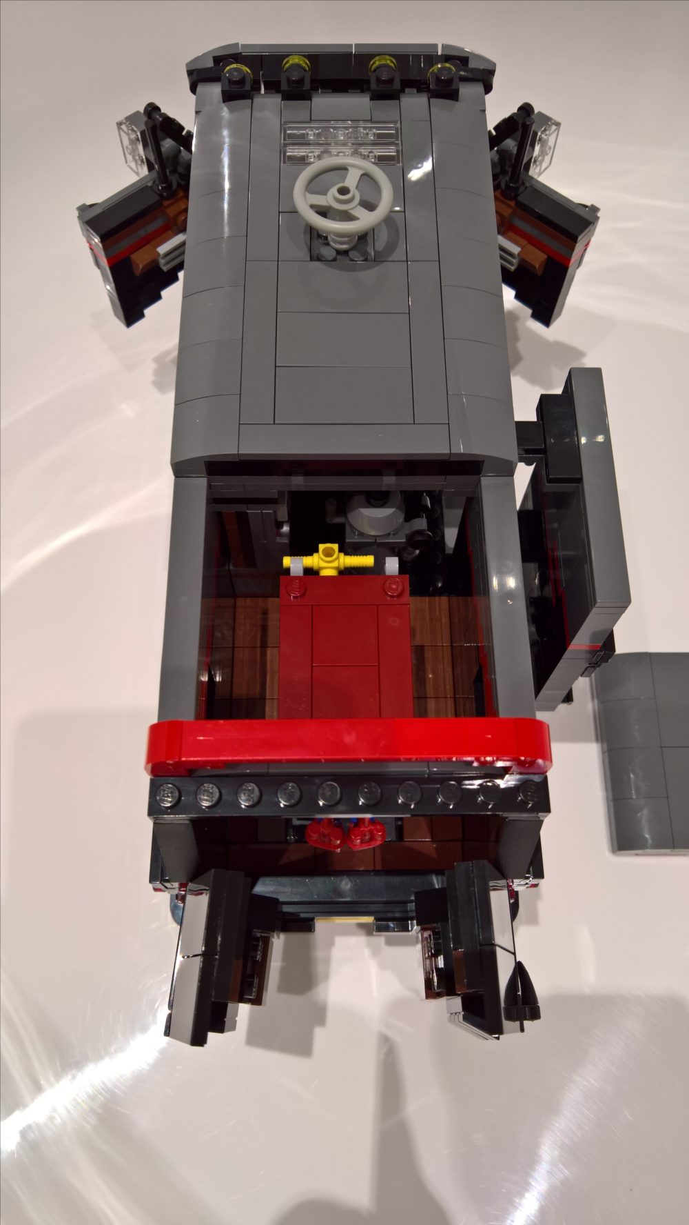 LEGO Ideas The A-Team BA's van