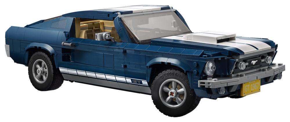 LEGO 10265 without engine