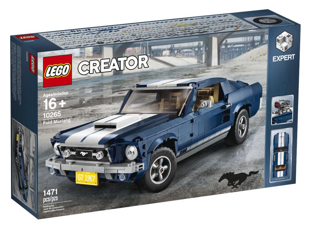 LEGO 10265 box