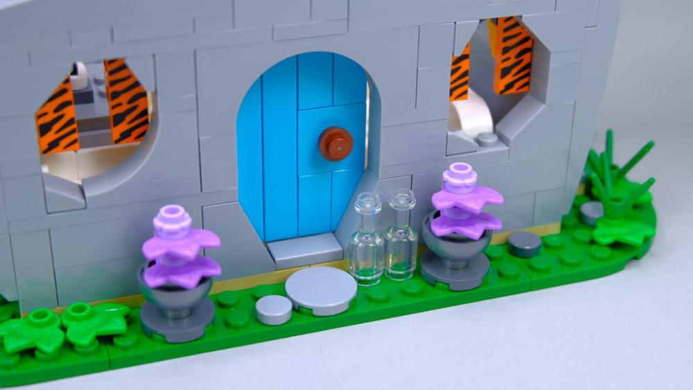 LEGO Ideas 21316 The Flintstones - door