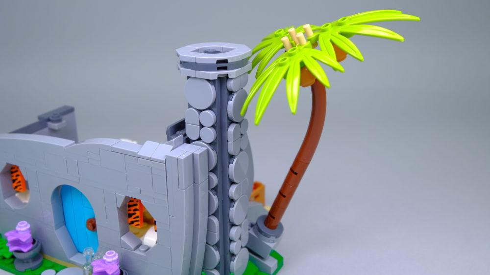 LEGO Ideas 21316 The Flintstones - tree