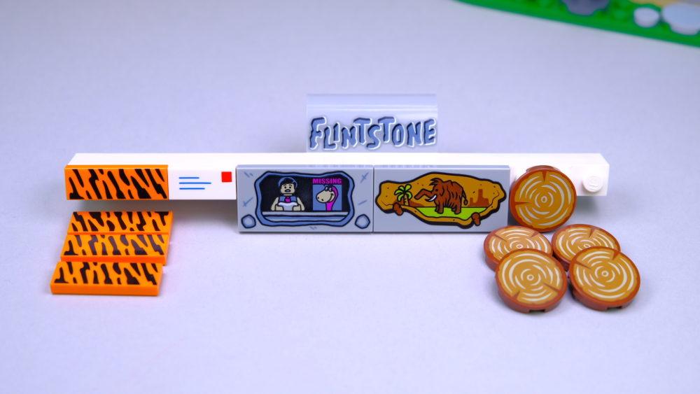 LEGO Ideas 21316 The Flintstones - prints