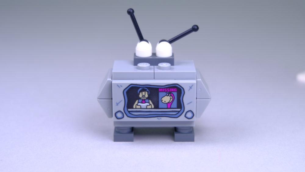 LEGO Ideas 21316 The Flintstones - tv