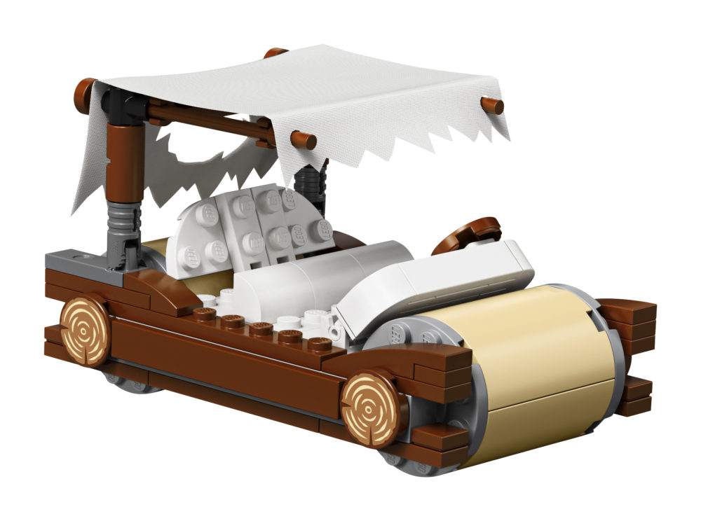 LEGO Ideas The Flintstones - Car