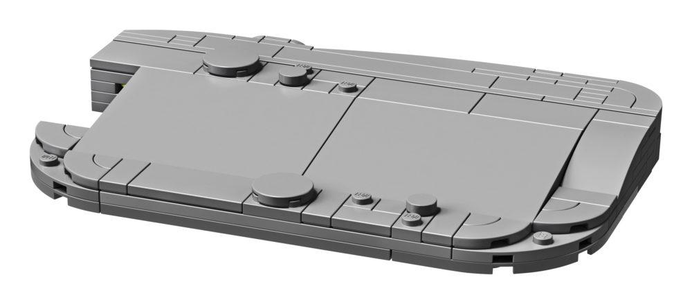 LEGO Ideas The Flintstones - Roof
