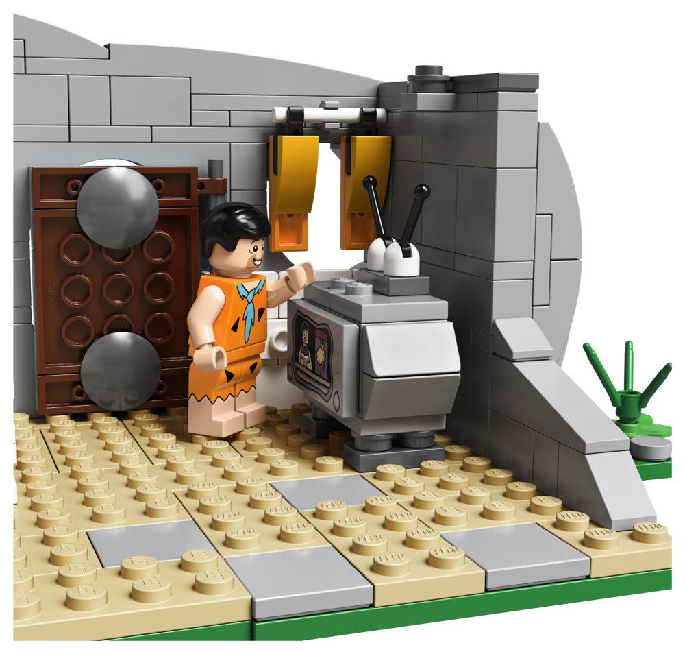 LEGO Ideas The Flintstones - Fred