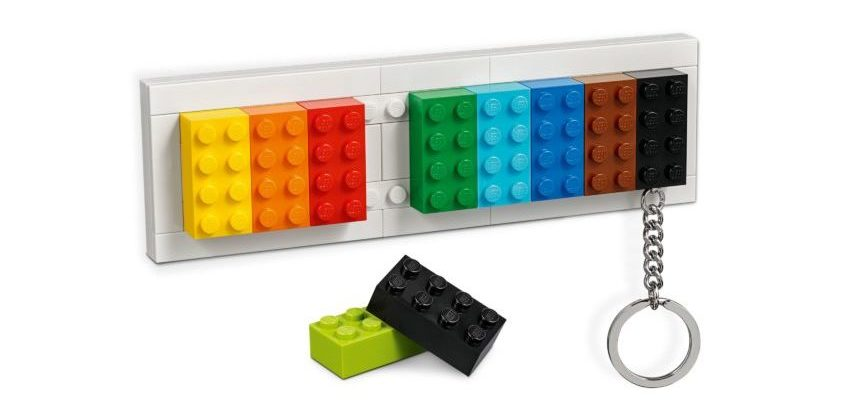 LEGO 853913 Key Holder
