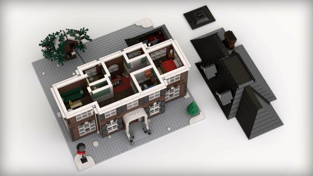 LEGO Ideas Home Alone - featured