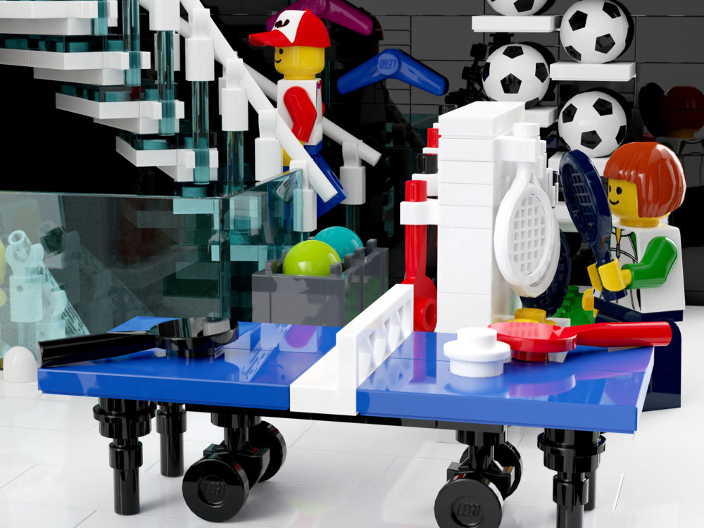 LEGO Sporting Goods Store