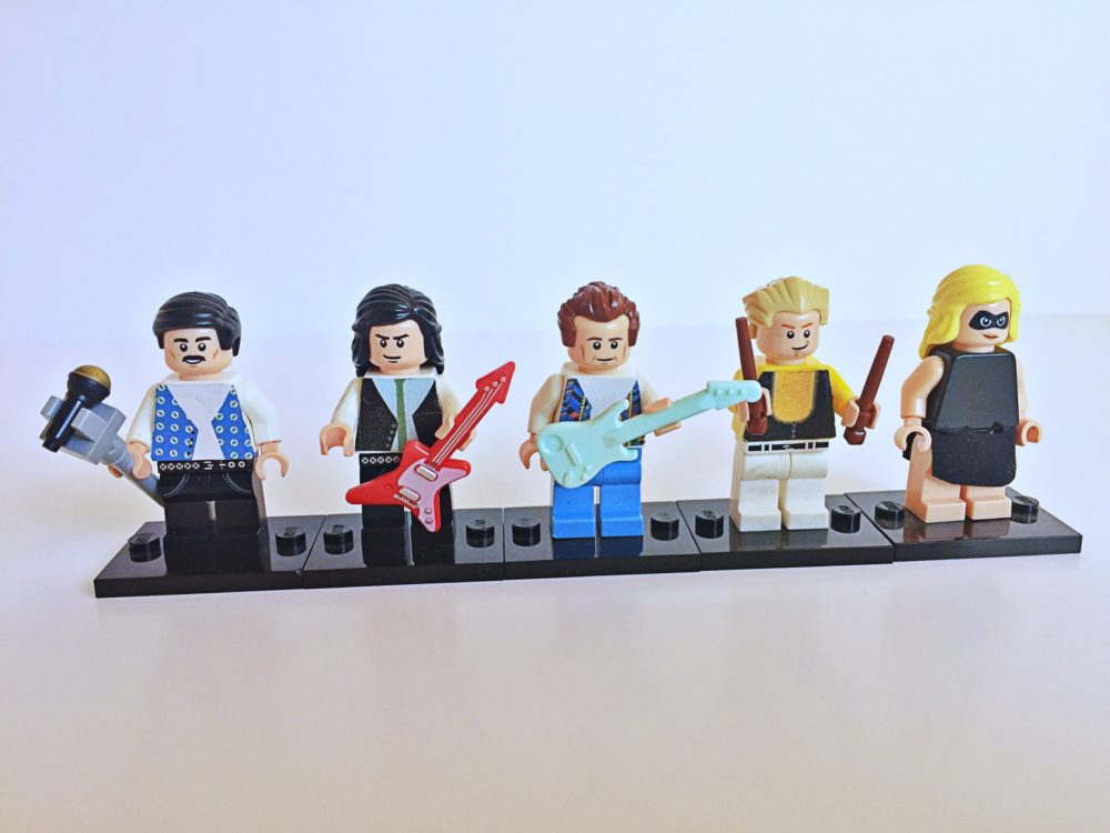 LEGO Ideas - Queen - the Miracle Express