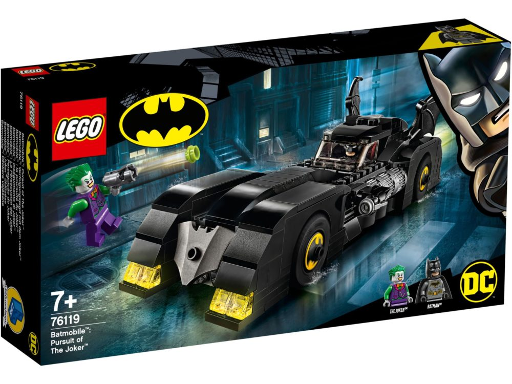 LEGO Batman 76119 Batmobile Pursuit of The Joker