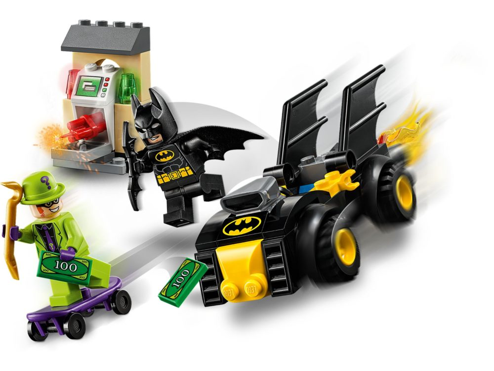 LEGO Batman 76137 Batman vs The Riddler Robbery