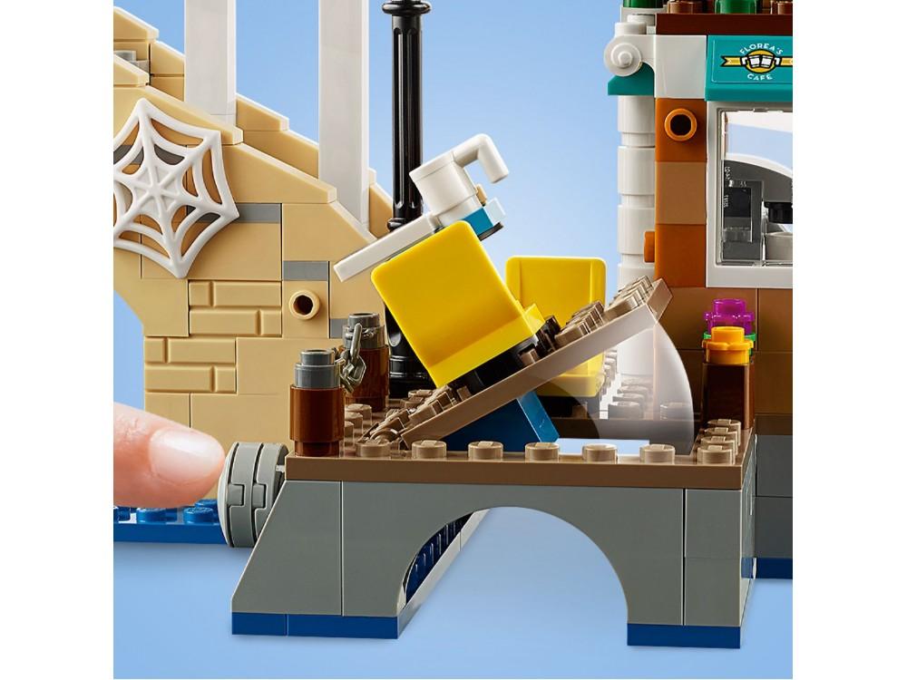 LEGO Marvel 76129 Hydro-Man Attack