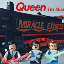 Queen - The Miracle Express