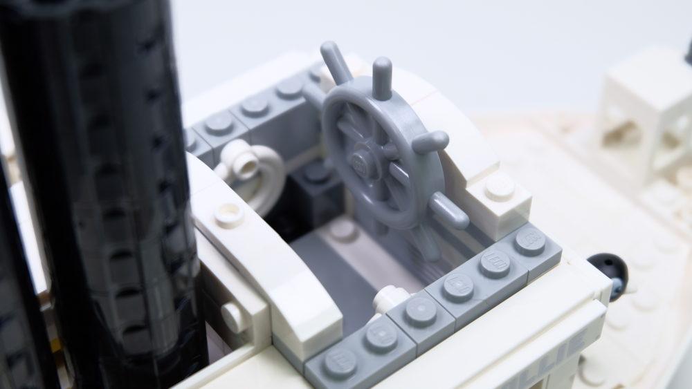 LEGO Ideas 21317 stuurhut