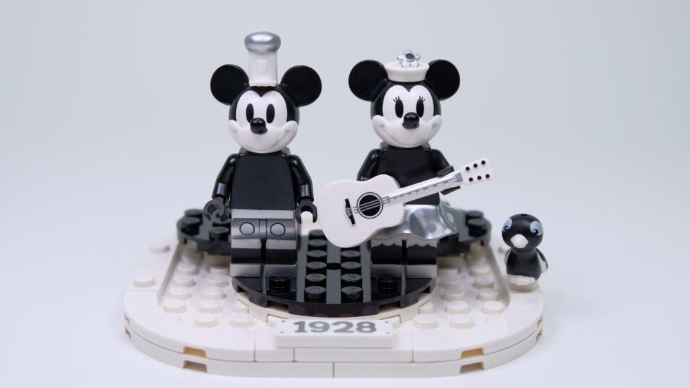 LEGO Ideas 21317 Minifigures
