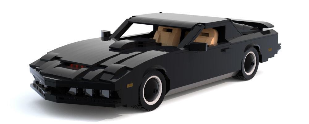 LEGO Ideas Knight Rider - KITT