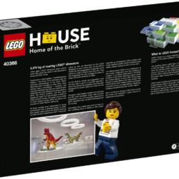 LEGO 40366 LEGO House Dinosaurs