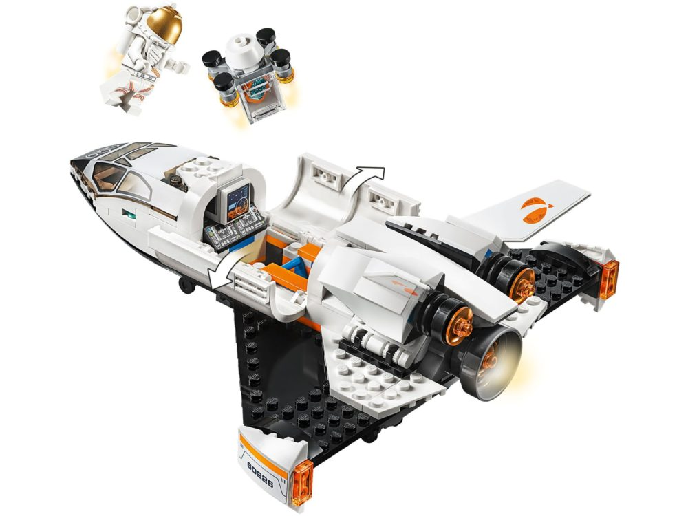 LEGO City 60226 Mars Research Shuttle