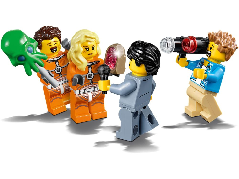 LEGO City 60230 People Pack - Space Research